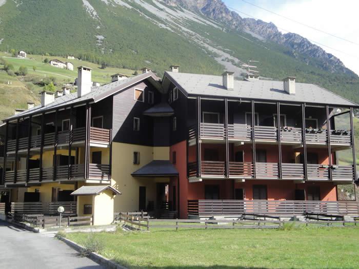 A20 Valdidentro - affitti in Valtellina