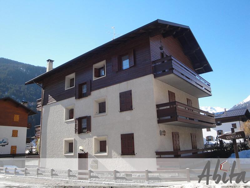 Valdidentro- appartamento su due livelli