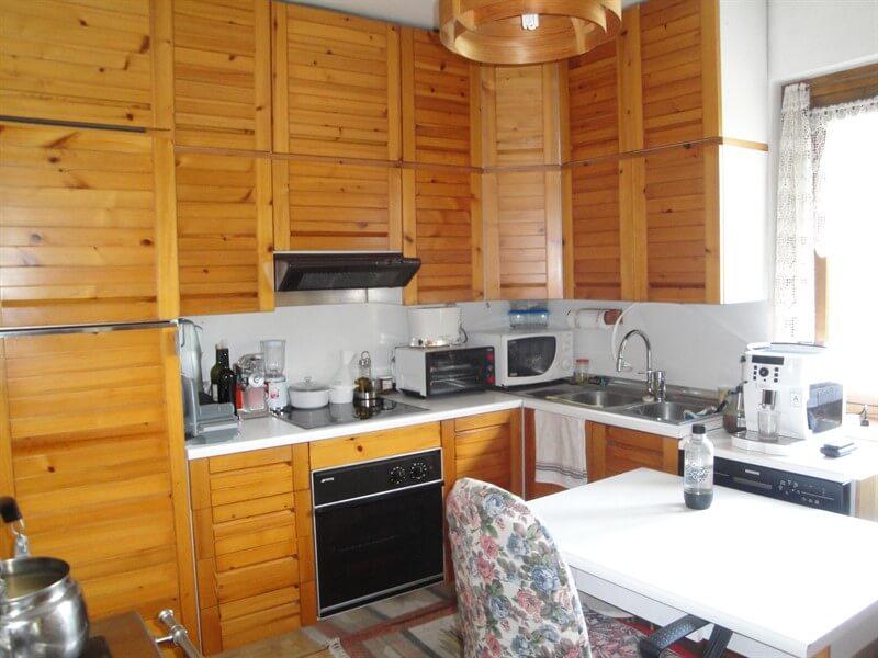 Casa indipendente in vendita tra Bormio e Livigno - cucina