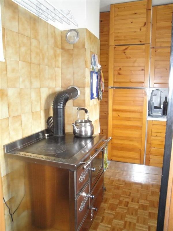 Casa in vendita vicinanze Bormio - particolare cucina