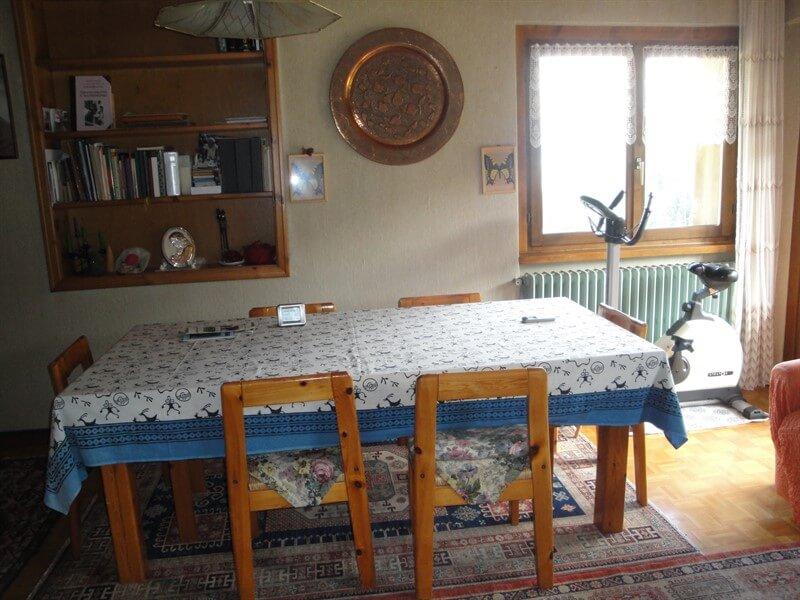 Casa indipendente in vendita vicinanze Bormio - soggiorno