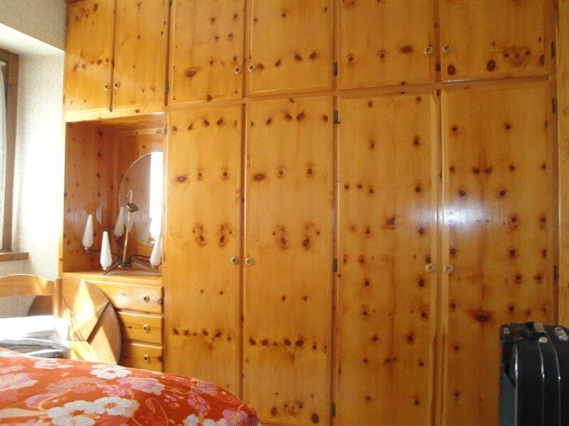 Casa indipendente in vendita Alta Valtellina - arredi in legno su misura di qualita