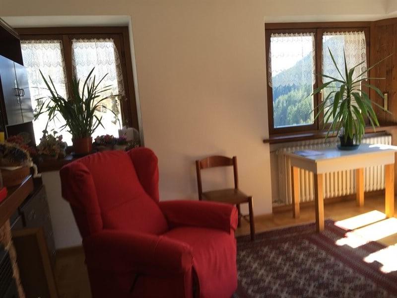 Casa indipendente in vendita Alta Valtellina - luminoso soggiorno