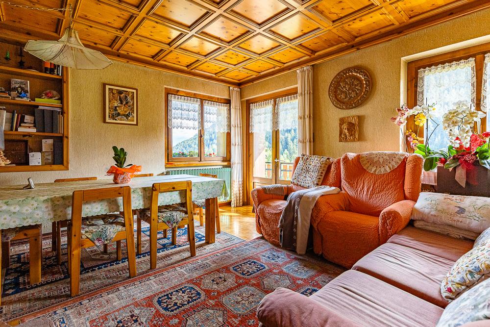 Immobiliare Abita mansarda villa in vendita - soggiorno