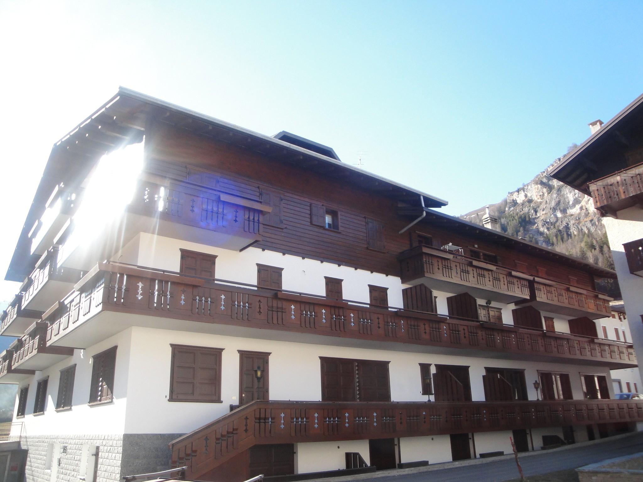 immobiliare Abita trilocale in vendita prospetto est