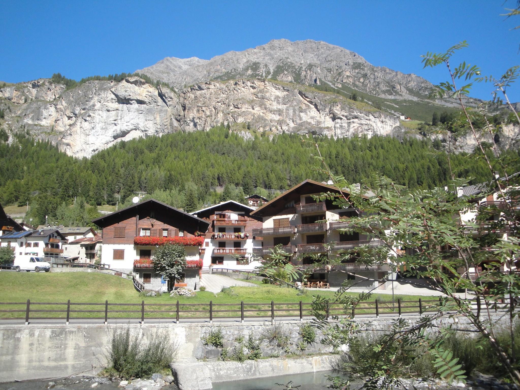 immobiliare Abita Valdidentro Bormio trilocale in vendita
