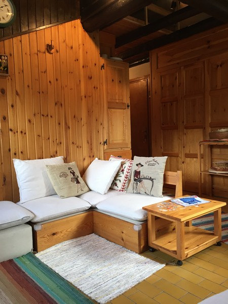 immobiliare abita bilocale in vendita - zona soggiorno