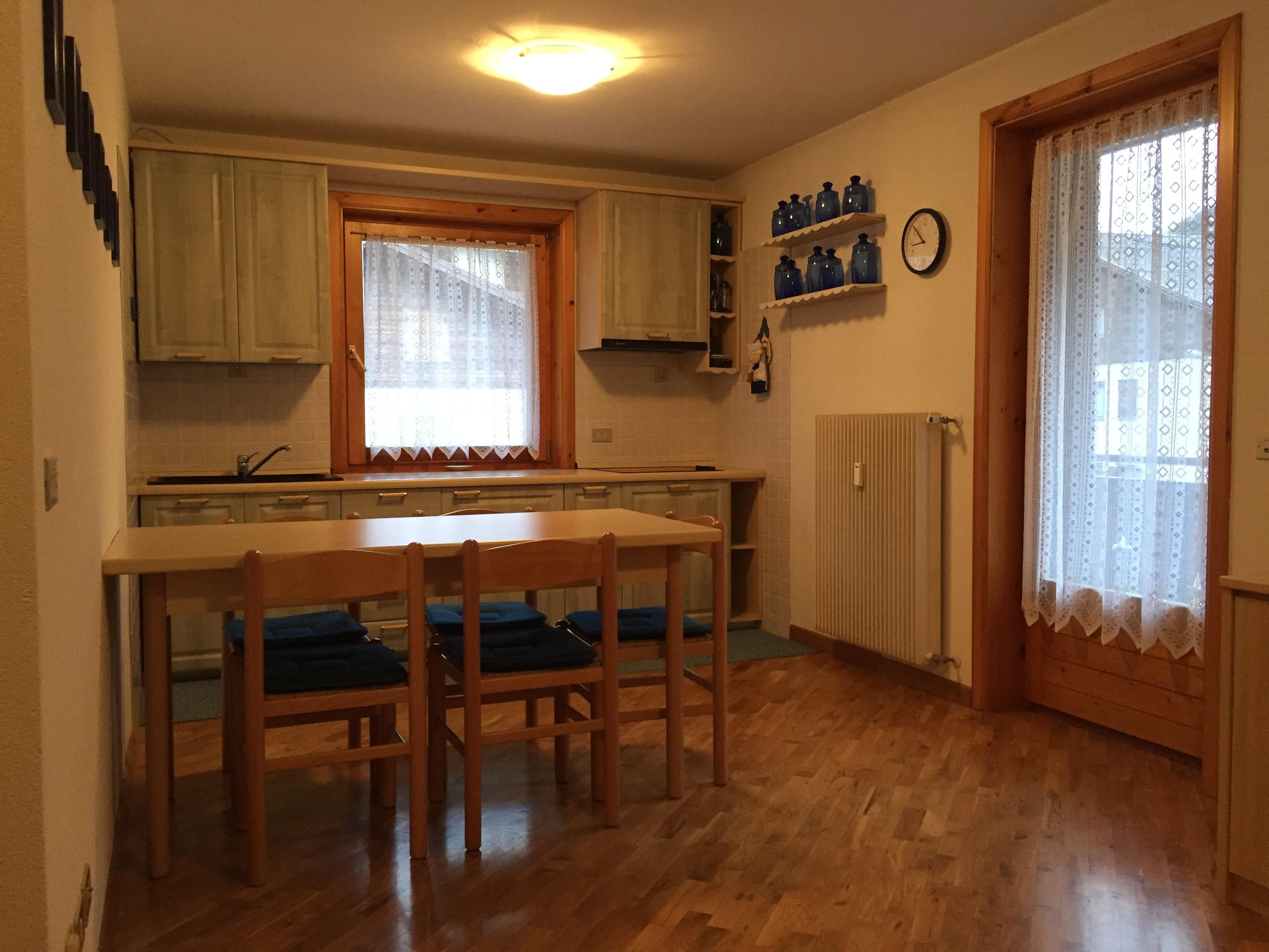 immobiliare Abita trilocale in vendita soggiorno zona cottura pranzo