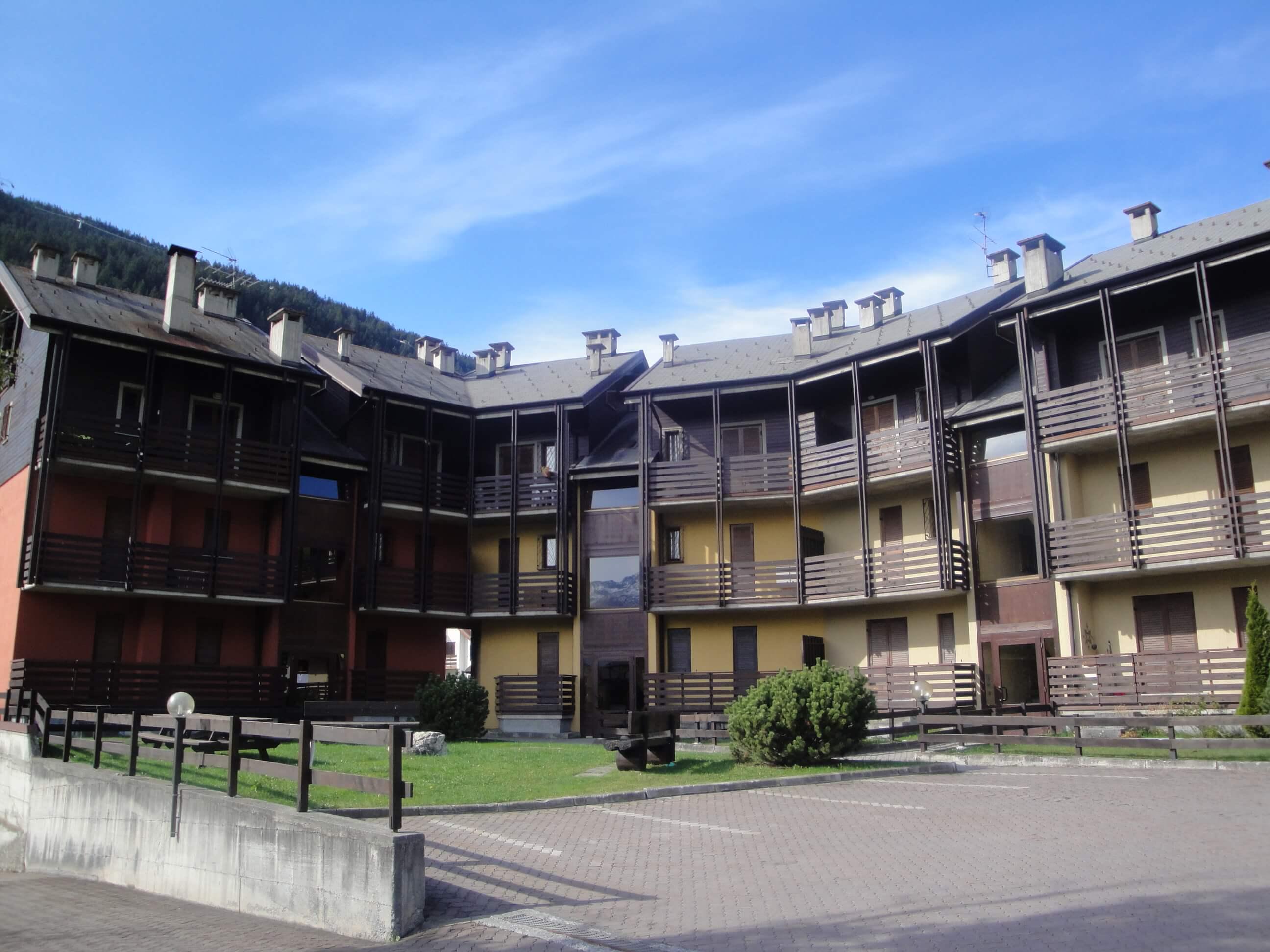 Immobiliare Abita condominio Capitel - Isolaccia monolocale in vendita