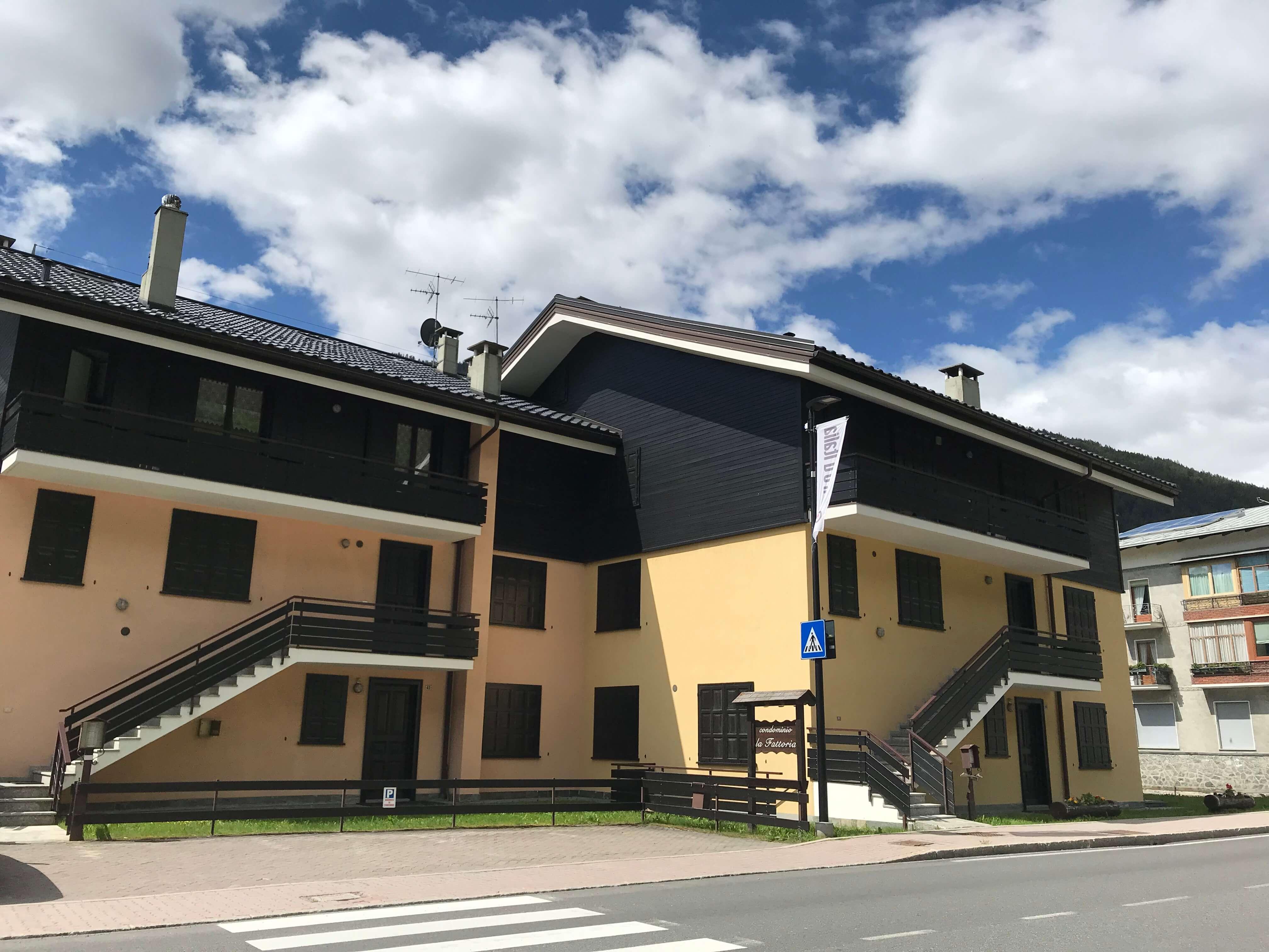 Immobiliare Abita mansarda bilocale in vendita - lato nord