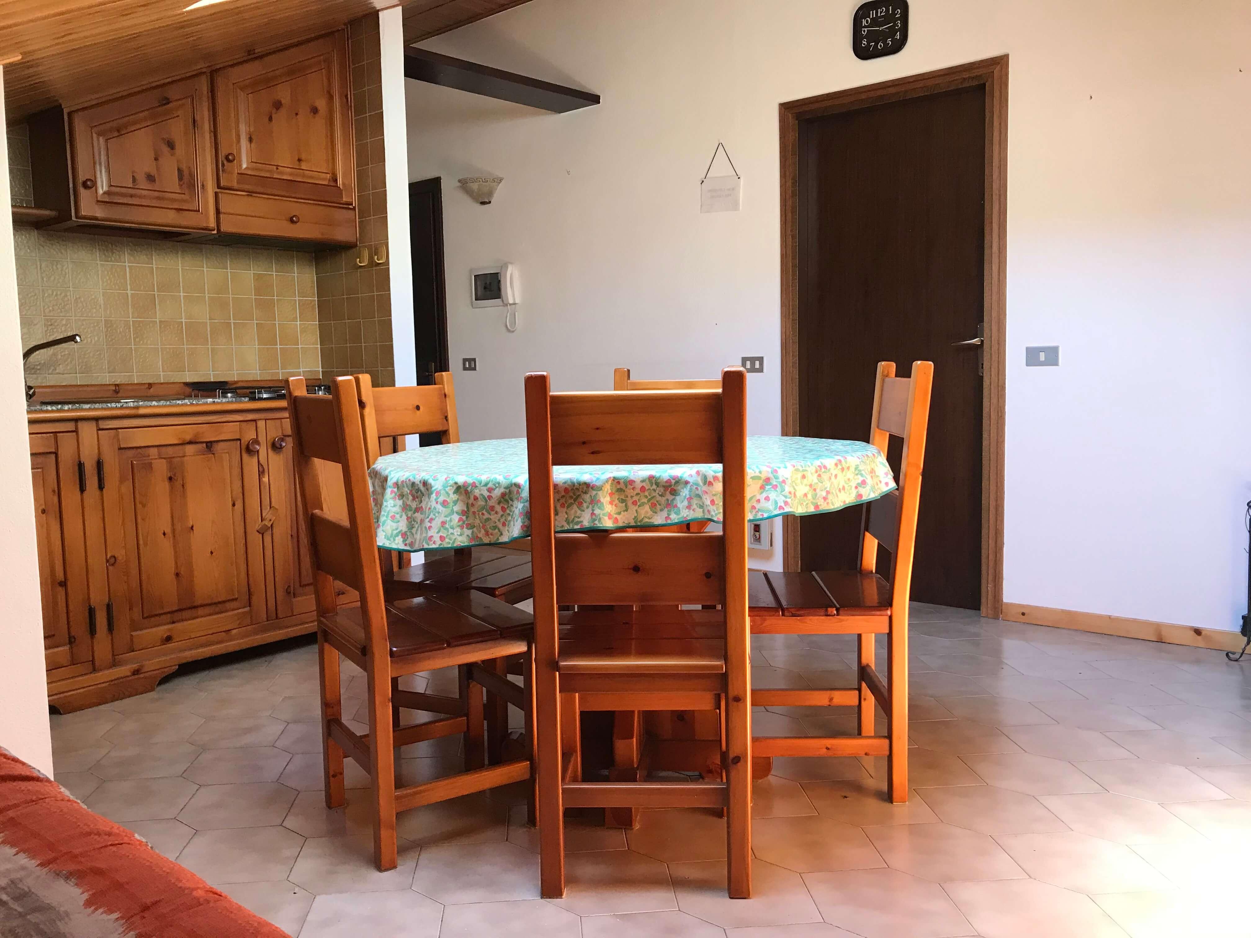 Immobiliare Abita mansarda bilocale in vendita - soggiorno