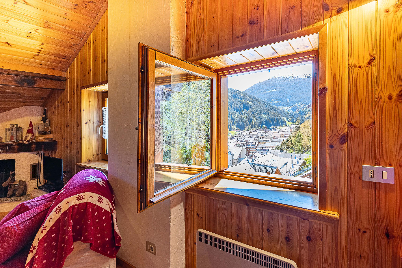 Immobiliare Abita villa in vendita - vista verso Livigno